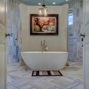 Modna aranżacja łazienki