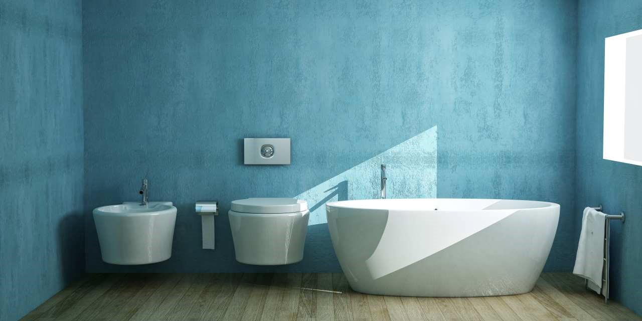 W Jakich Kolorach Stworzyć łazienkę Rewolucja W łazience
